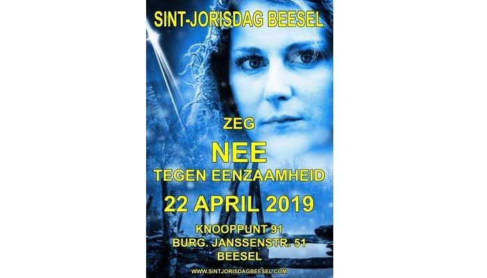 22 april Sint-Jorisdag